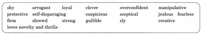 NCERT Solutions for Class 10 English Literature Chapter 4 A Shady Plot 3