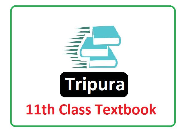 TBSE 11th Class Textbook 2020, Tripura Board 11th Class Textbook 2020